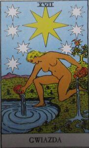 Tarot - karta Gwiazda