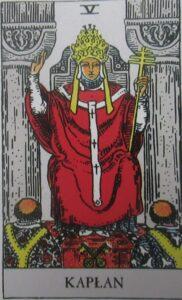 Tarot - Karta Kapłan