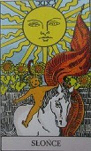 Tarot - Karta Słońce