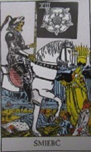 Tarot - Karta Śmierć
